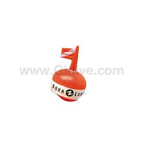 Aqualung Round Surface Marker Buoy