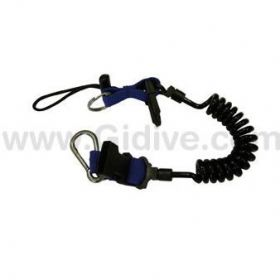 Aqualung Lanyard Espiral with Ring