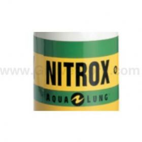 Aqualung Nitrox Sticker