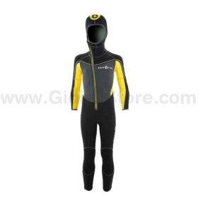 Aqualung Sharm Junior 5.5mm Hooded Suit