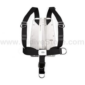 Tecline DIR Harness with Aluminium Backplate