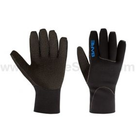 Bare Guantes Kevlar K-Palm 3mm