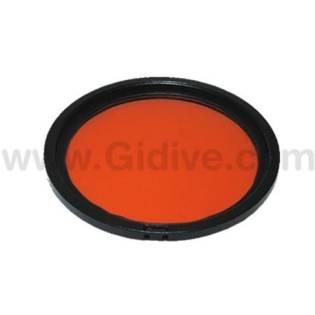 Dyron Filtro Rojo M46/M55/M67 (FRV)