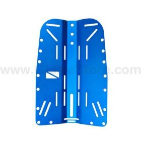 Tecline Aluminium Backplate Blue
