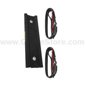 OMS Soft Single Tank Adaptor with Straps