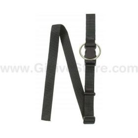 """Dive Rite Crotch Strap 1"""" with Ring & QR"""