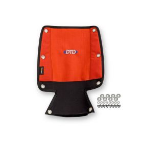 DTD Backplate Pad Orange