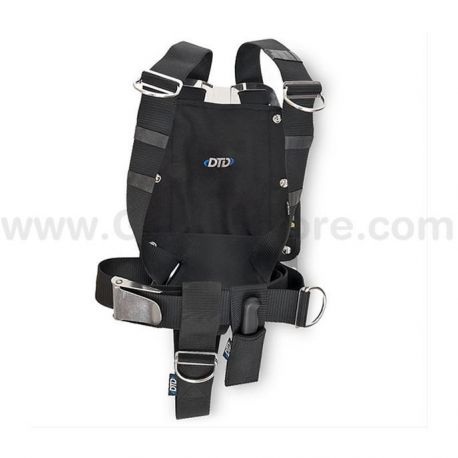DTD Harness + SS Backplate 3mm