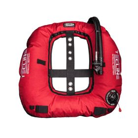 Tecline Ala Donut 22 Special Edition Rebreather Roja