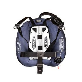 Tecline Pack Donut 22 Special Blue with DIR Harness