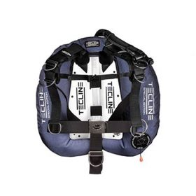 Tecline Pack Donut 22 Special Blue with Comfort Harness