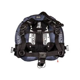 Tecline Pack Donut Special 22 Blue with Comfort Harness & Weight Pockets