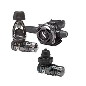 Scubapro MK25 EVO / A700 Carbon Black Tech Regulator