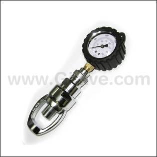 Cressi Quick Exterior HP Manometer