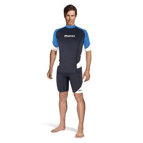 Mares Lycra Rash Guard Short Sleeve Man