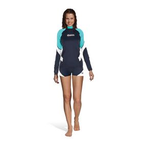 Mares Loose Fit Rash Guard Long Sleeve Woman
