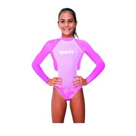 Mares Rash Guard Junior Manga Larga Niña