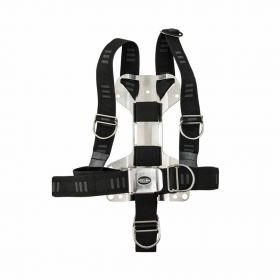 Tecline DIR Harness with SS Mini Backplate
