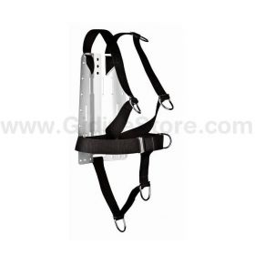 XDeep DIR Harness with SS Backplate