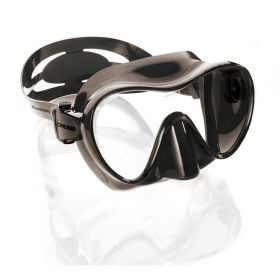 Cressi F1 Black Frameless Mask