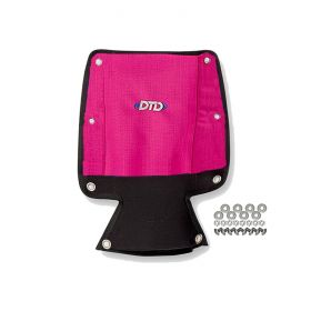 DTD Backplate Soft Pad with Buoy Pocket Pink