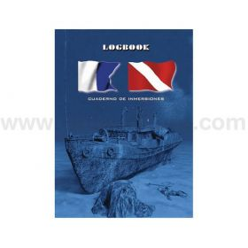 Dive Log Book Padi Recambios