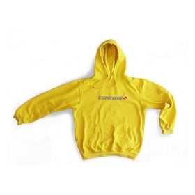 Cressi Team Sweatshirt Yellow Woman