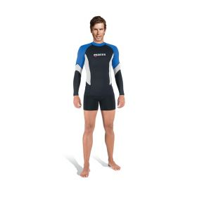 Mares Rash Guard UPF Block 80+ Manga Larga Hombre