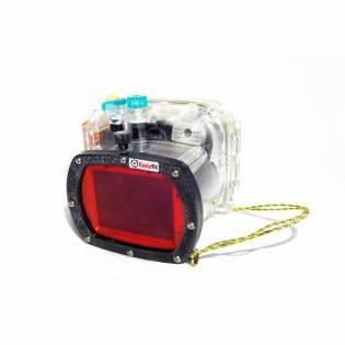 Easyfit Filtro Rojo Carcasa Canon WP-DC28/34/42/48/52