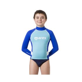 Mares Rash Guard Junior Manga Larga Niño