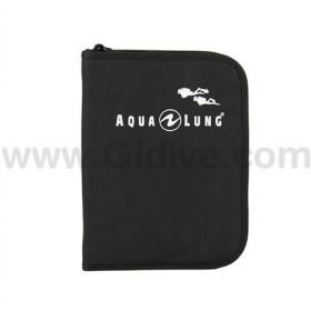 Aqualung Funda Log Book + 50 hojas