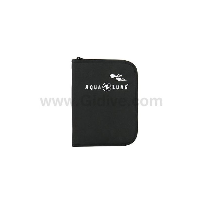 Aqualung Log Book Binder + 50 Sheets