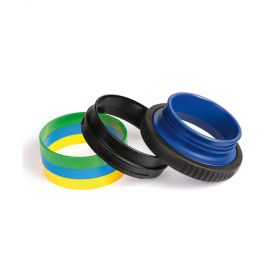 Si Tech Virgo Set with PU-Ring & Silicone Seals