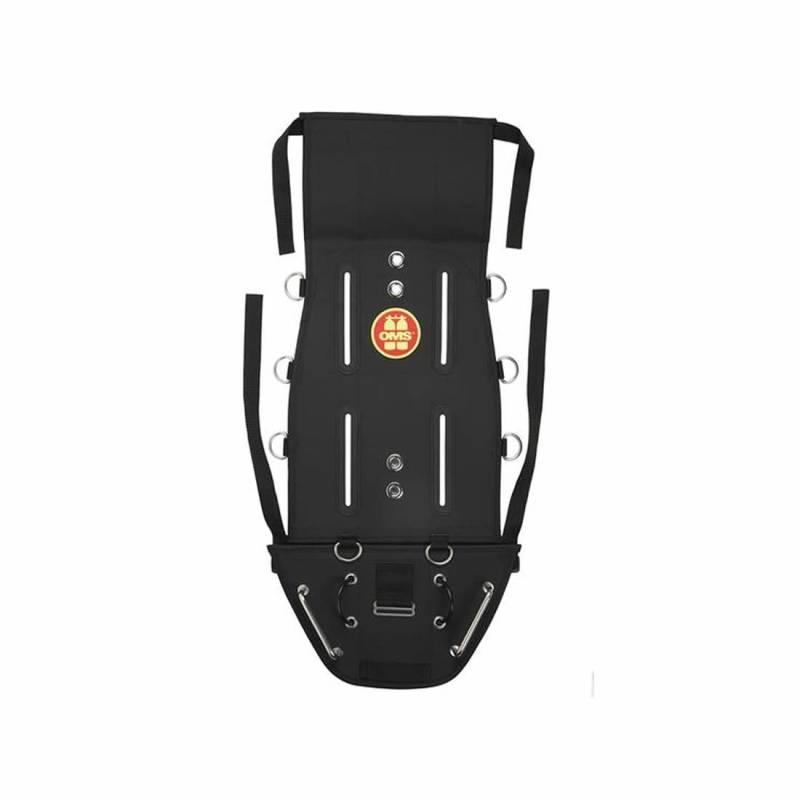 Black OMS Side Mount Rec Adaptor