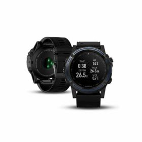 Garmin Descent MK1 Titanium with Rubber Strap