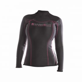 Sharkskin Chillproof Long Sleeve Woman