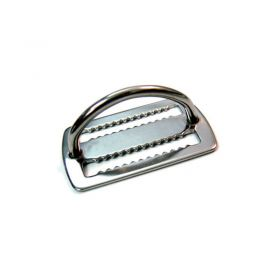 Cressi SS Weight Buckle with D-Ring