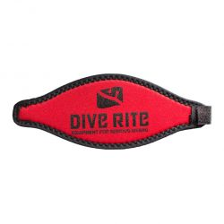 Dive Rite Neoprene Mask Strap Red