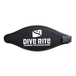 Dive Rite Neoprene Mask Strap Black