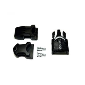 Cressi Adjustable Fins Buckles (2 un.)