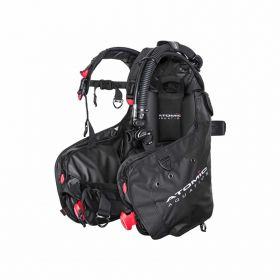 Atomic Aquatics BC1 BCD Black