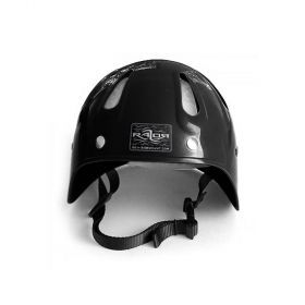 Razor Side Mount Helmet Black