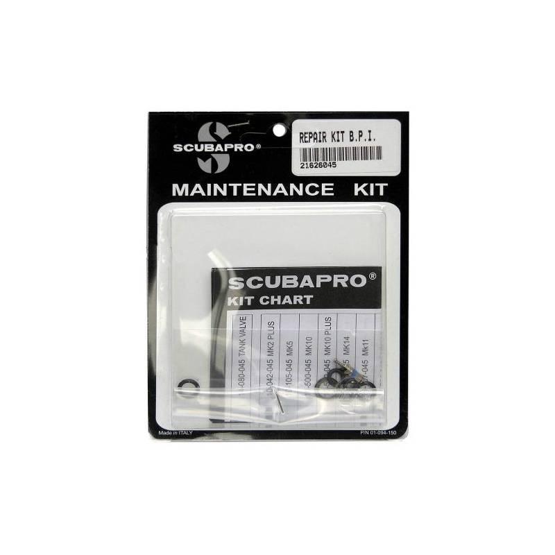 Scubapro BPI Balanced Power Inflator Service Kit - Gidive Store