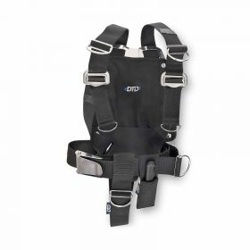 DTD Adjustable Harness + SS Backplate 6mm