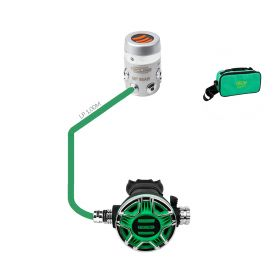 Tecline R4 Tec2 O2 Regulator
