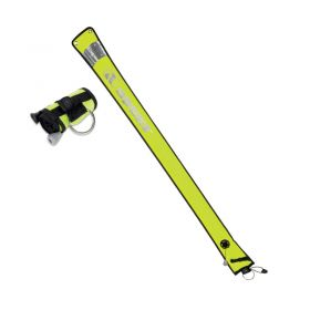 Apeks Closed Buoy 140cm Yellow