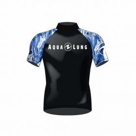 Aqualung Rash Guard Short Sleeve Man