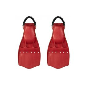 OMS Slipstream Fins Indian Red