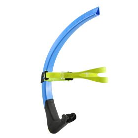 Michael Phelps Focus Swim Snorkel Blue/Lime Small Fit