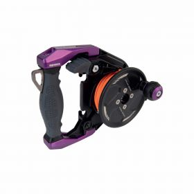 Apeks Lifeline Ascend Reel 30 meters Purple